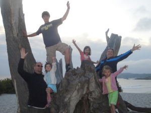 The Salomao-Schmidt Family in California!:)