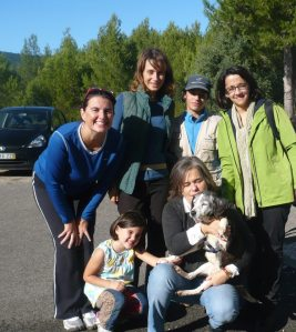 Volunteers Teresa and Ana, plus Carla and Dulce with Joaninha, Isabella and me! What a wonderful experience! Everyone was soooo joyous. They new they were part of a miracle and in a country where bad news is everywhere this was refreshing!