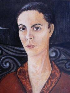 Frida + Aida = Fraida... Amazing that is looks like both!