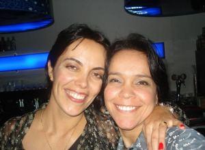 Aida and Inês Carvalho