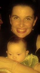 Image of Sophia and Mama