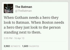 Boston Batman