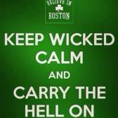 Keep wicked Calm