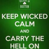 Keep wicked Calm