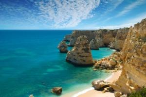 portugal sunny beach
