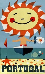 portugal_vintage_travel_poster