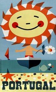 portugal_vintage_travel_poster
