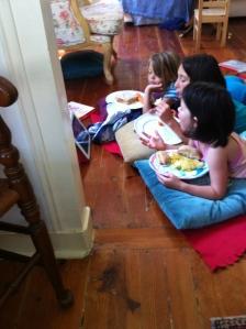 Sister bonding and love!