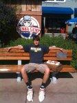 At Bumba Gumps in Northen California