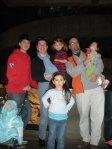 Family visit to the New England Aquarium