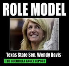Senator Wendy Davis