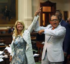 Wendy Davis yes yes